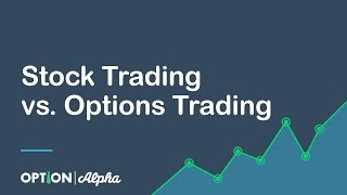 When to trade options vs stocks