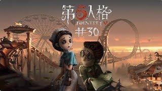 【五歌】第五人格月亮河公園——壹個妳來了就不想走的地方! 監管者: 不, 妳想走
