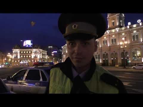 #Ленинград     В Питере все культурно!   ИДПС Науменко,Хмельницкий