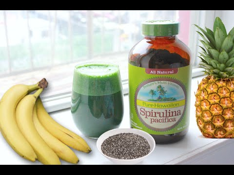 Video Benefits of Spirulina