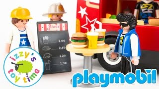 Playmobil Food Truck   Playmobile, KidKraft, and LEGO Family Fun   Toy Cars for Kids
