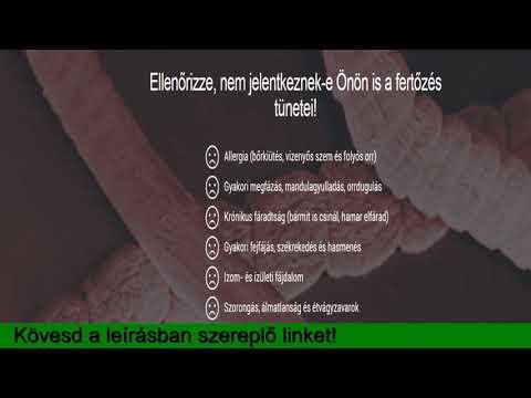 Gomba paraziták táblázat