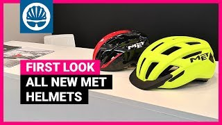 MET Helmets 2020   New Allroad Gravel & Vinci Road Models