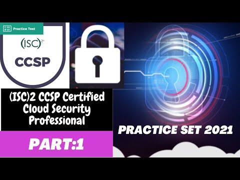 (ISC)2 CCSP Certified Cloud Security Professional Practice Set ...