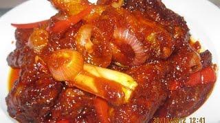 Resepi Ayam Masak Merah Paling Sedap Dan Simple