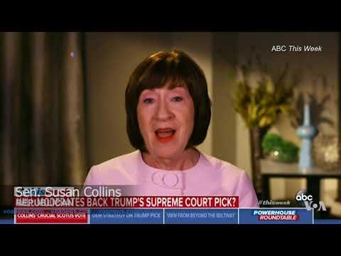 Trump Promises Supreme Court Nominee Next Week