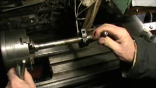 Изготовление притира с предохранителем для токарного патрона
