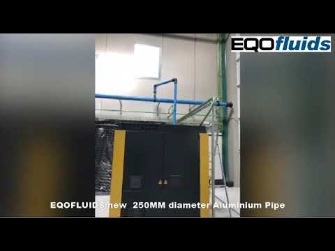 Compressed Air Pipe