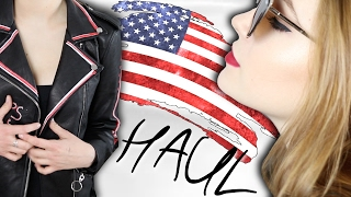 AMERICKÝ HAUL (try on)