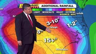 Tropical Storm Florence: The latest update with Big Weather