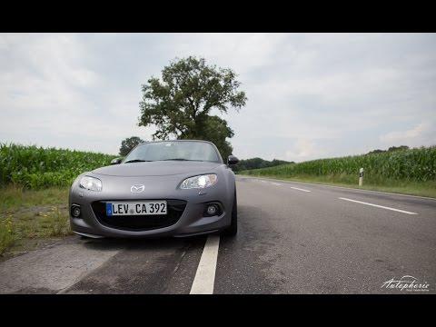 """Mazda MX-5 """"Yusho"""" Test (Prototyp mit Kompressor-Kit) von SPS Motorsport"""