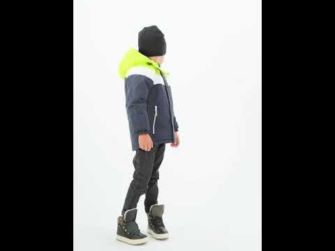 Куртка Vulpes 113W22 темно-синий