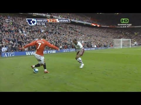 Cristiano Ronaldo 2007/08 -Dribbling/Skills/Runs-  HD 