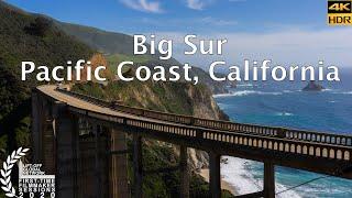 Stunning Aerial Video of Big Sur, California in 4k Ultra HD