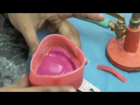 Preclinical Prosthodontics 02. Beading and Boxing Maxillary Impression