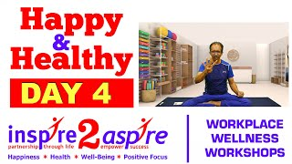Breath work, Breathing Exercises To Boost Immunity & Lungs Happy Healthy Day 4