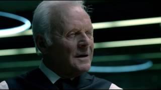 Westworld (Мир Дикого Запада). Разговор доктора Форда с Питером Абернати.