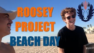 Roosey Project | LBSU BEACH DAY