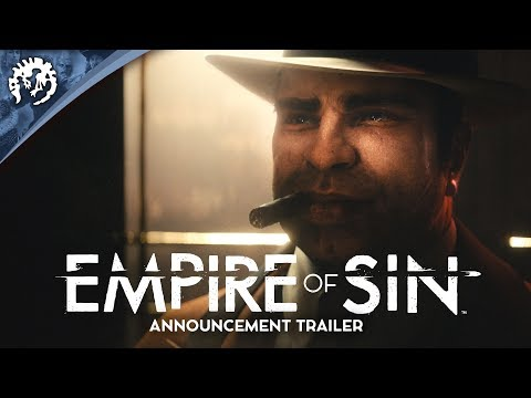 Empire of Sin   Announcement Trailer