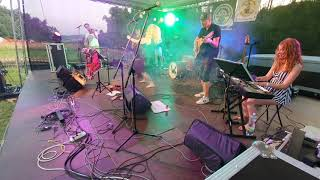 Video Magdalena Malanikova & The Witchers (live) part 2