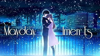 AMV Nightcore   Mayday (Imen Es) (Lyrics)