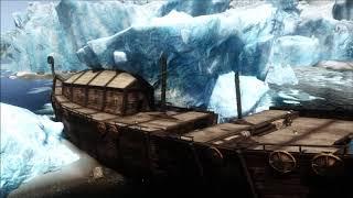 Skyrim Xbox 360 Mod DeviantKaled's Nord Ship para RGH/JTAG