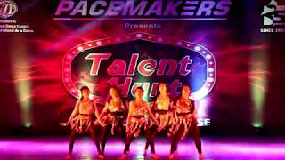 O SAKI SAKI dance by Special Batch of Pacemakers- Talent Hunt 2019