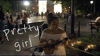 Pretty Girl - Clairo (Ukulele Cover)