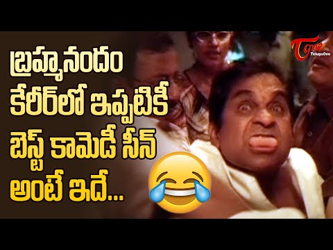 Brahmanandam Best Comedy Scenes | Telugu Movie Comedy Videos | TeluguOne