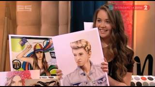Kristina Webb (Artist) On The Erin Simpson Show
