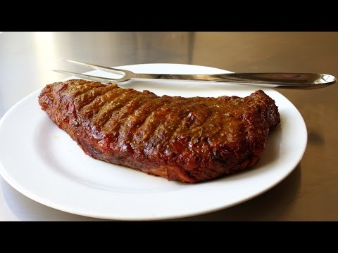 Thai-Dipped Beef Tri Tip - Satay-Spiced Beef Tri Tip Roast Recipe