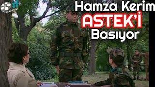 Hamza, Kerim Astek'i Basıyor - Emret Komutanım