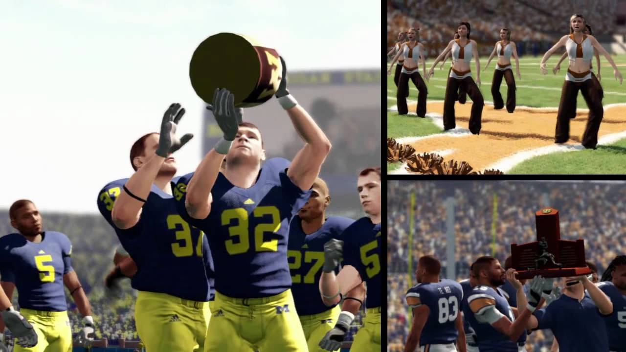 USC's Song Girls Finally Immortalised In A Game