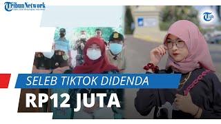 Adakan Pesta Ulang Tahun ke-18 saat PPKM, Seleb TikTok Juy Putri Didenda Rp12 Juta