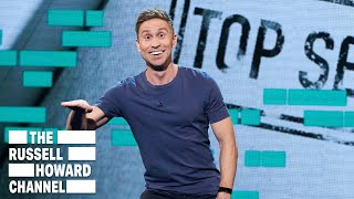 Russell Howard talks about how conspiracy theories have gone too far from things as ridiculous as the Queen being a cannibal to things a harmful as anti-vaxxers.   Welcome to the official Russell Howard channel! Be sure to subscribe to watch the very best Russell Howard clips!