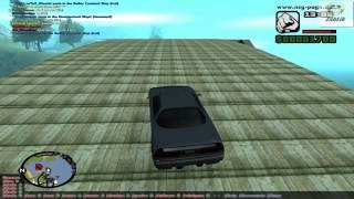 Grand Theth Auto San Andreas Экстремальны гонки.