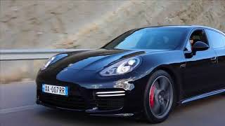 2017 Porsche Panamera Turbo Review - 3vanmotorsports