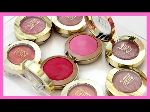 Baked Blush by Milani #7