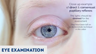 Eye Examination and Vision Assessment - OSCE Guide