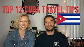 CUBA TRAVEL TIPS | EVERYTHING YOU NEED TO KNOW WHEN TRAVELING TO CUBA FROM THE UNITED STATES