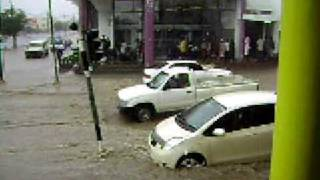 preview picture of video 'Tete Mozambique Flash Flood'