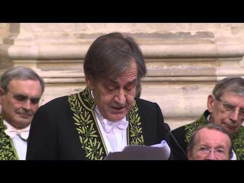 Vidéo de Félicien Marceau