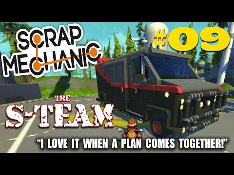 Steam Community Video Scrap Mechanic