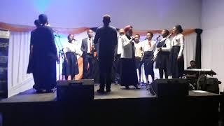 MSCF Worship Team  Holy Holy, Ngwele Uyingcwele (#3GC)