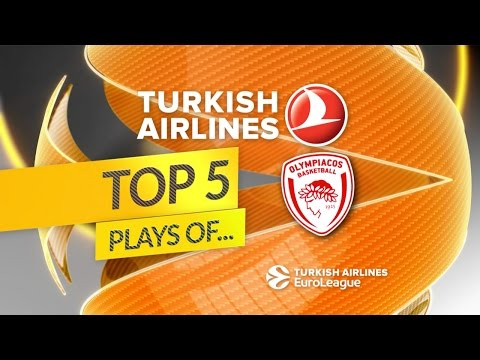 Top 5 Plays, Olympiacos Piraeus