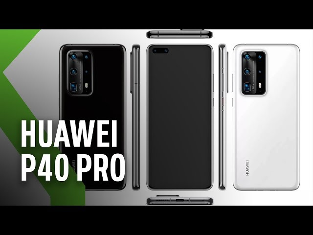 HUAWEI P40 Pro: así es el nuevo gama alta de Huawei según las filtraciones