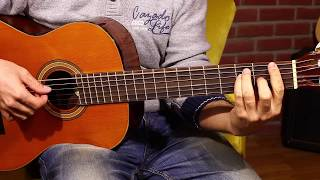 Gitar Solo The GODFATHER (Fingerstyle)