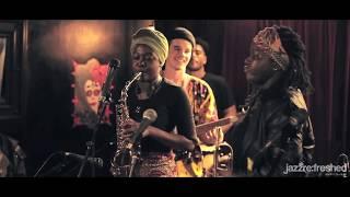 Kokoroko Afrobeat Collective @ jazz re:freshed 21/01/2016