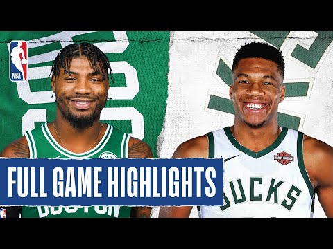 CELTICS at BUCKS | FULL GAME HIGHLIGHTS | July 31, 2020