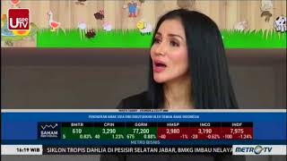 Top Executive with Novita Tandry di Metro Bisnis Metro TV